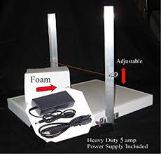 wire foam cutter table amazon com wire cutter unique flatbed table top style hotwire