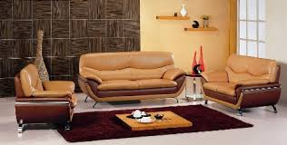 Sofa Leather And Fabric Combined by Best Types Of Modern Fabric Sofa Sets Interior Design