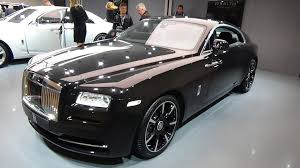 customized rolls royce interior 2016 rolls royce wraith exterior and interior iaa frankfurt
