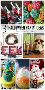 31 halloween party ideas bread booze bacon