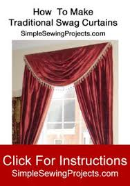 How To Make Swag Curtains How To Make An Austrian Valance Valance Window And Beautiful