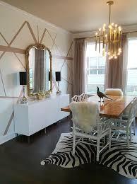Meurice Chandelier Fabulous Dining Room Features A Jonathan Adler Meurice Chandelier