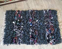 Swedish Plastic Woven Rugs Scandinavian Rug Etsy