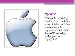 what does the logo of apple company backstorysports com