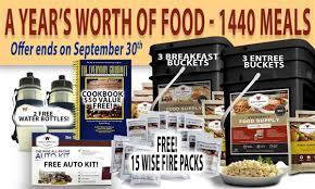 Entree by Skywatchtvstore 1440serving Breakfast U0026 Entree Wise Foods Grab