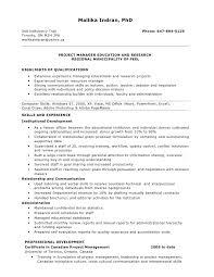 Sample Resume Marketing Manager by Resume Samples For Managers Program Manager Director Sample Resume