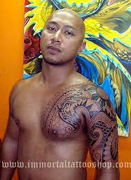 manila philippines tribal