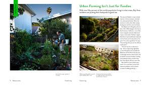 Urban Gardening Magazine Green Living Magazine U2013 Nathan Tickel New Media Design