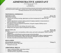 Sample Resume Of Food Service Worker by 10 Administration Resume Templates Free Pdf Word Samples