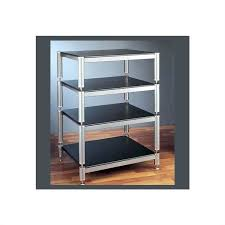 Glass Enclosed Bookcases Audio Racks Cymax Stores