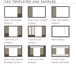 template layout div css layouts 40 tutorials tips demos and best practices noupe