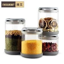 ikea kitchen canisters weiyi ikea glass bottles sealed cans glass tea canister set large