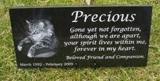 pet memorial pet memorial and granite pet photo memorials