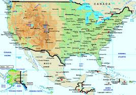 Image Of United States Map Of United States Maps Worl Atlas United States Map Online Maps
