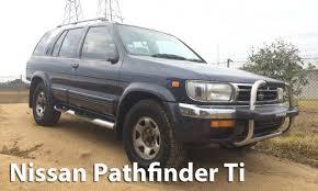 nissan pathfinder for sale perth 1999 nissan pathfinder ti lpg youtube