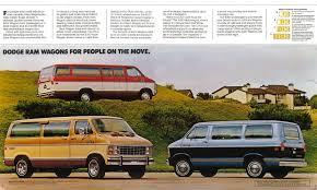 Dodge Ram Trucks Good - image 1985 dodge wagons and vans 1985 dodge wagons and vans 02 03