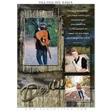 senior yearbook ad templates 107 best senior ads images on yearbook ideas senior