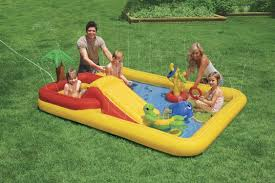 Inflatable Backyard Pools by Blow Up Swimming Pools For Kids Review The Pool Cleaner Expert