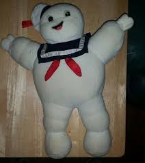 stay puft marshmallow man halloween costume vintage kenner ghostbusters 1984 stay puft marshmallow man plush