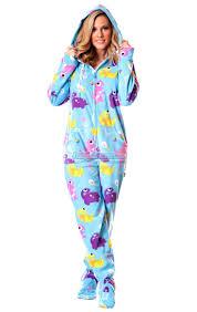 baby dinos drop seat hoodie pajamas footie pjs onesies one