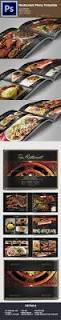 14 best food menu template images on pinterest food menu