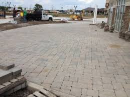 Landscaping Bloomington Il by Prairie View Landscaping Patio Installation In Bloomington Il