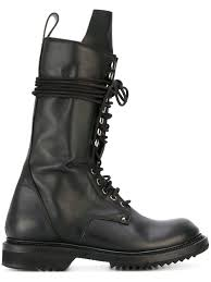 womens motorcycle boots on sale rick owens shoes for sale rick owens army boots 09 black women