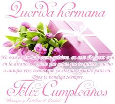 imagenes bonitas de cumpleaños para el facebook feliz cumpleanos hermana querida mensajes de cumpleanos para un