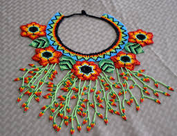 best 25 glass bead necklaces ideas on pinterest diy y necklace