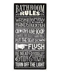 Free Printable Bathroom Art Bathroom Rules Free Printable Bathroom Rules Free Printable And