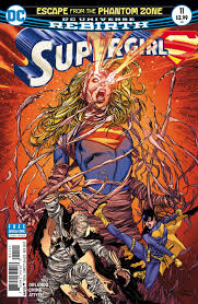 supergirl comic box commentary review supergirl 11