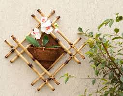 Craft Ideas For Home Decor Best 25 Bamboo Crafts Ideas Only On Pinterest Bamboo Bamboo