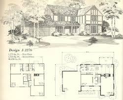 english tudor style house plans vintage house plans 1970s homes tudor style house plans