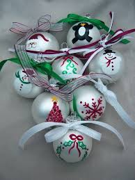 367 best glass ornaments and dishes images on painted