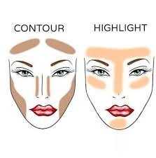 imagen de makeup contour and highlights