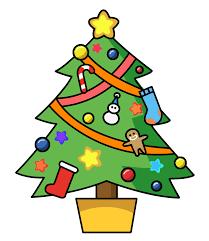 christmas tree clip art clipartion com