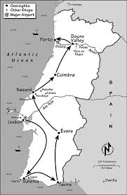 portugal recommended itinerary where to go in portugal when to