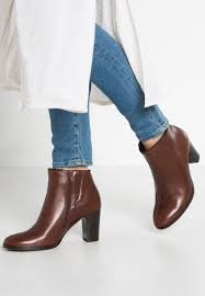 womens boots gabor gabor shoes rosenheim gabor ankle boots castagno