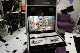 sit down arcade cabinet vewlix style arcade cabinet custom sanwa parts sit down kraylix