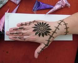 deepika b henna tattoo artists