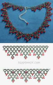 best seed bead jewelry 2017 free pattern for necklace sorbo seed