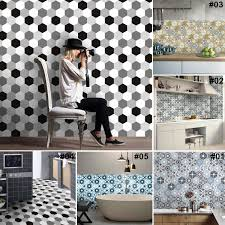 Wall Stickers And Tile Stickers by Traditional Tile Stickers 3d Three Dimensional Wall Sticker For