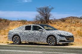 volkswagen arteon rear volkswagen arteon u201cspied u201d in south africa www in4ride net