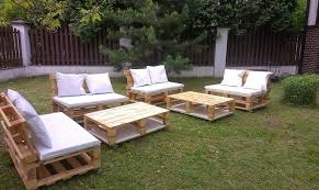 Recycled Pallet Garden Furniture Ideas Recycled Things - Recycled outdoor furniture