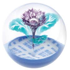 fine gifts collectibles and crystal scottish thistle