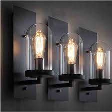 Edison Wall Sconce Retro Loft Style Industrial Edison Vintage Wall Light Lamp Antique