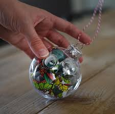 how to turn cut up coloring pages into ornaments