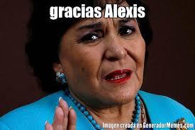 Alexis Meme - gracias alexis meme de carmelita salinas imagenes memes