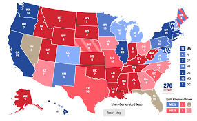 2012 Election Map by 2012 Electoral Map Objective News Report
