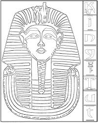 coloring pages of egypt flag greatest king tut coloring pages egyptian mummy 2116